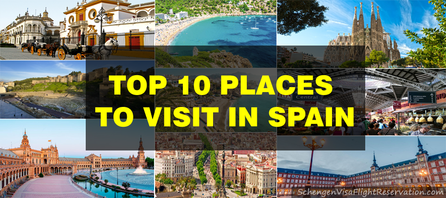 Top places to visit in spain best place 2017 for Top ten best vacation spots
