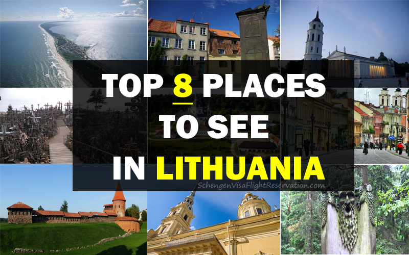 25 Best Things to Do in Lithuania - The Crazy Tourist